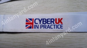 Quality of full color lanyards