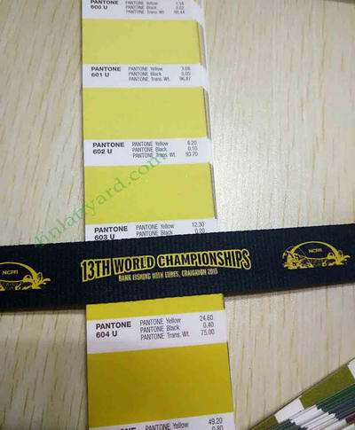 lanyard design color