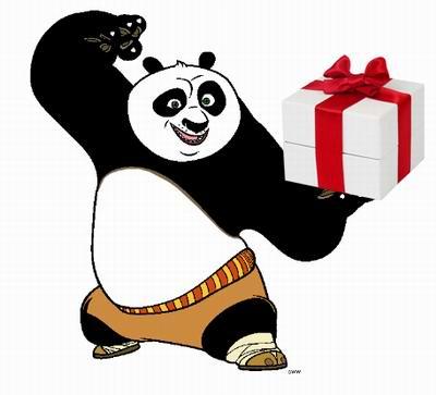 panda for gift