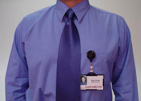 badge holders and badge reel