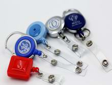 different kinds of badge reel