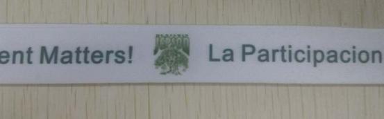 printed lanyard