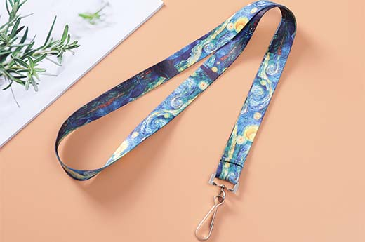Sublimation Lanyard N